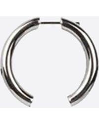 Maria Black - Silver Broken 25 Earring - Lyst