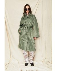 Reality Studio - Olive An Coat - Lyst