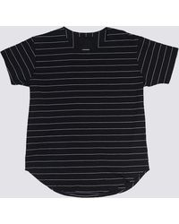 Assembly - Cotton Stripe T-shirt - Lyst