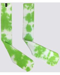 Assembly - Green Tie Dye Sock - Lyst