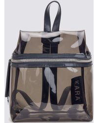 Kara - Smoke Small Backpack - Lyst