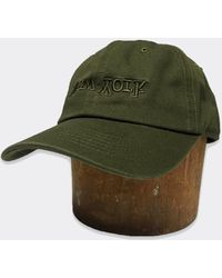 Assembly - New York Embroidered Hat - Green - Lyst