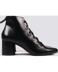 Frēda Salvador - Leather Flex Boot - Lyst