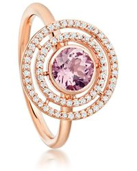 Astley Clarke | Lavender Spinel Icon Aura Ring | Lyst