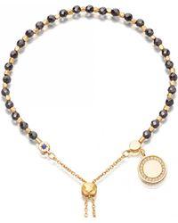Astley Clarke | Thundercloud Obsidian Kula Bracelet | Lyst