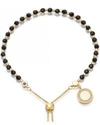 Astley Clarke - Black Onyx Kula Bracelet - Lyst