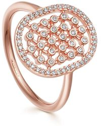 Astley Clarke - Icon Nova Diamond Ring - Lyst