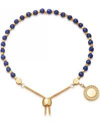 Astley Clarke - Lapis Cosmos Kula Bracelet - Lyst