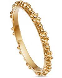 Astley Clarke - Mille Beaded Ring - Lyst