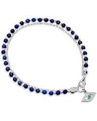 Astley Clarke | Lapis Evil Eye Biography Bracelet | Lyst