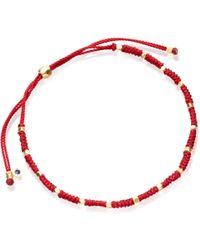 Astley Clarke Protection Skinny Biography Bracelet