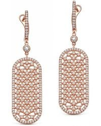 Astley Clarke - Large Icon Nova Diamond Drop Earrings - Lyst