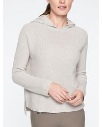 Athleta - Rest Day Hoodie Sweater - Lyst