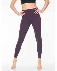 122920686 Lyst - Athleta Blossom Intuition 7 8 Tight in Gray