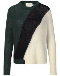 Munthe - Voyage Stripe Knit - Lyst