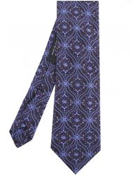 Jules B - Silk Floral Tie - Lyst