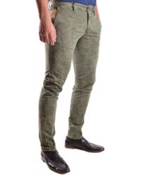 Incotex - Trousers - Lyst