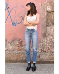Lee Jeans - Elly Light Shade Jeans - Lyst