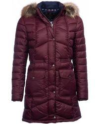 Barbour - Hamble Quilt Jacket - Lyst