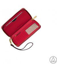 MICHAEL Michael Kors - Michael Kors Jet Set Travel Lg Flat Phone Case - Lyst