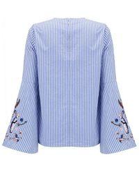 Essentiel - Paradise Long Sleeve Shirt - Lyst