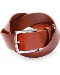 Elliot Rhodes - Supple Leather Belt - Lyst