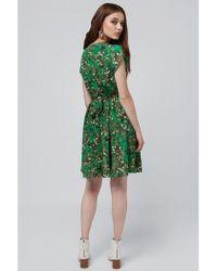 29340519700a Louche - Melita Baneberry Sweetheart Dress - Lyst