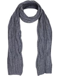 Barbour - Archive Collection Women's Blaydon Cable Knit Scarf - Lyst