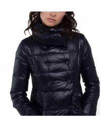 Patrizia Pepe - Down Jacket In Blue - Lyst