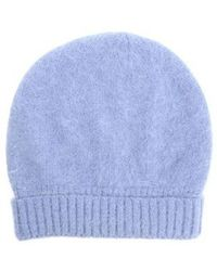 Roberto Collina - Hat In Blue - Lyst