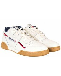 4bcfeca6727f2 Reebok X Beams Workout Lo Plus in White for Men - Lyst