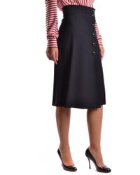 RED Valentino - Skirt - Lyst