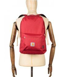 9d43f3bfa0 Carhartt WIP Watch Backpack in Black for Men - Lyst