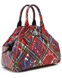 408d2c6027 Vivienne Westwood Derby 7112 Vivienne's Bag Mac Charles in Blue - Lyst