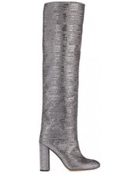 Atterley - Pura Lopez Eclipse Sequined Over-the-knee Boots - Lyst
