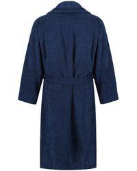 GANT - Men's Terry Robe Dressing Gown - Lyst