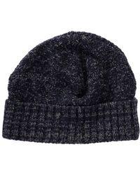 Oliver Spencer - Arbury Hat In Hereford Navy - Lyst