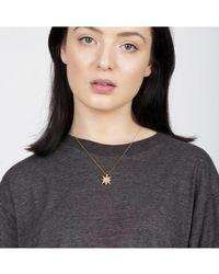 V Jewellery - Hayden Pendant - Lyst