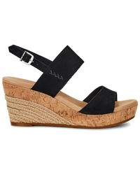 UGG - Ladies Elena Wedge Heel - Lyst