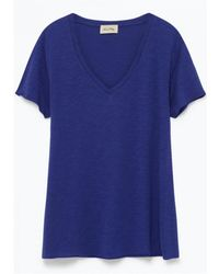 American Vintage - Jacksonville Short Sleeve T-shirt - Lyst
