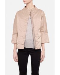 Add - Short Goosed Down Jacket - Lyst