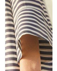 Libertine-Libertine - Libertine-libertine Glaze Navy & White Dress - Lyst
