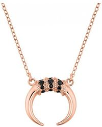 Anna Beck - Horn Necklace - Lyst
