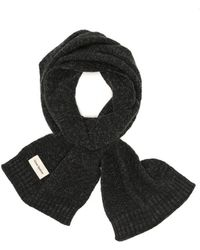 Oliver Spencer - Arbury Scarf In Hereford Green - Lyst
