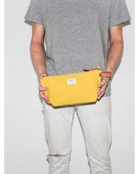 Sandqvist - Cleo Wash Bag In Yellow - Lyst