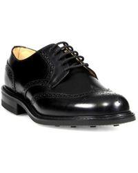 6df200dcd5f0ff Lyst - Church s Kentford Cap Toe Oxfords in Black for Men