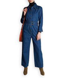 83e6c205380 M.i.h Jeans - M.i.h Jeans Harper Denim All-in-one - Lyst