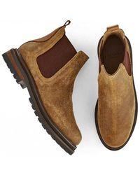 Hudson Jeans - Hudson Wisty Boot In Tan - Lyst