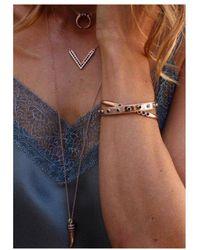Anna Beck - Horn Necklace - Lyst
