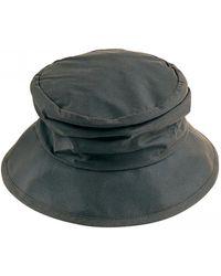 Barbour - Women's Wax Sports Bucket Hat - Lyst
